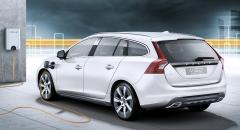 Volvo V60 Plug-in Hybrid – officiell