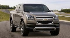 Chevrolet Colorado – ny generation