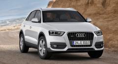 Audi Q3 – premiär för nya lillsuven