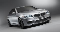 BMW M5 Concept – mellanklassraket
