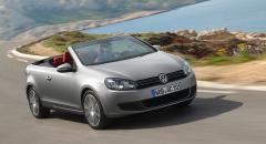 Volkswagen Golf Cabriolet – rapport från provkörningen