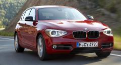Nya BMW 1-serie – bilder och fakta