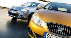 Biltest: Renault Clio, Seat Ibiza (2011)