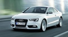 Audi A5 2012 får ansiktslyft