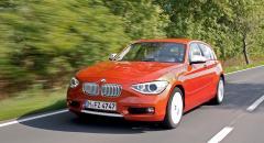 BMW 1-serie – rapport från provkörningen