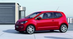 Volkswagen Up – en folka för staden