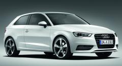Nya Audi A3 går ner i vikt
