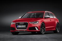 Audi RS6 Avant – kombi med krut