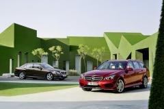 Mercedes E-klass – Rapport från provkörningen