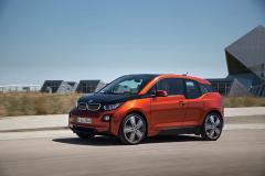 BMW i3 missar stjärna i Euro NCAP