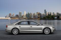 Provkörning: Audi A8 (2013)