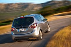 Opel Meriva får ansiktslyft – bilder och fakta
