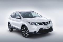 Nissan Qashqai (2014) – bilder och fakta
