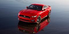 Nya Ford Mustang – bilder och fakta