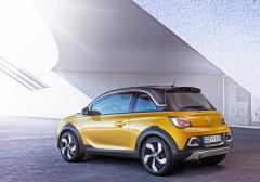 Nya Opel Adam Rocks – bilder och fakta