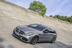 Här är uppdaterade Mercedes CLS
