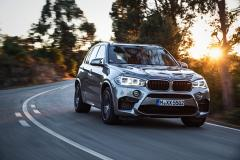 Nya BMW X5 M och X6 M 2014