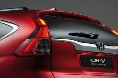 Honda återuppväcker HR-V