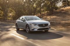 Facelift: Mazda6 och CX-5 – här är bilderna
