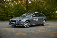 Biltest: Audi A4 Avant, BMW 320d Touring, Mercedes C 220 Kombi