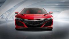 Honda visar ny NSX
