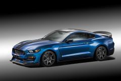 Ford visar nya Shelby GT350R