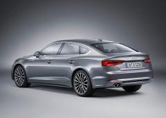 Officiell: Audi A5 och S5 Sportback