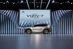 Viziv-7 blir största Subarun någonsin