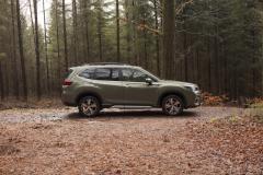 Subaru Forester – rapport från provkörningen