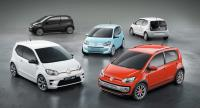 Volkswagen New small family.