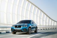 BMW Concept X4.