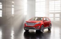 Ford Edge Concept.