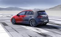 Golf R Touch CES 2015.