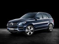 Mercedes GLE 2015.