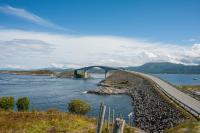 Atlantvägen i Norge